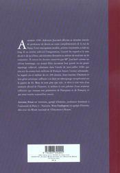 Dessins d'exode - 4ème de couverture - Format classique