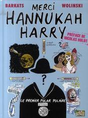 Hannukah harry ; le premier polar polaire - Intérieur - Format classique