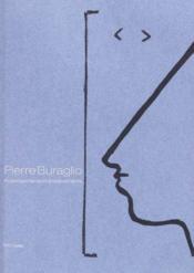 Pierre Buraglio ; Prolongements Et Prelevements - Couverture - Format classique