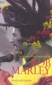 Dictionnaire des chansons de bob marley - Couverture - Format classique