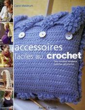 Accessoires faciles au crochet - Intérieur - Format classique