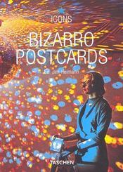 Vintage / bizarro postcards-trilingue - Intérieur - Format classique