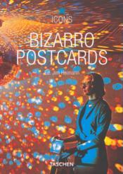 Po-bizzaro postcards - Couverture - Format classique