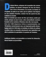 Un siècle de cyclisme (édition 2009) - 4ème de couverture - Format classique
