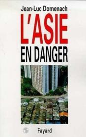 L'asie en danger - Couverture - Format classique
