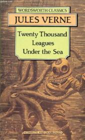 Twenty Thousand Leagues Under The Sea - Couverture - Format classique