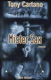 Mister sax - Couverture - Format classique