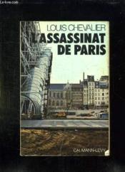 L Assassinat De Paris. - Couverture - Format classique