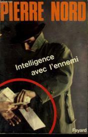 Intelligence Avec L'Ennemi. - Couverture - Format classique