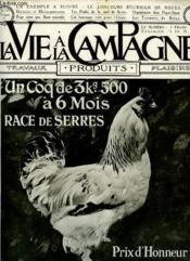 La Vie A La Campagne N° 19 - Couverture - Format classique