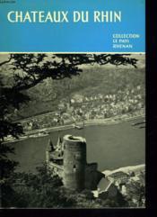 Les Chateaux Du Rhin - Couverture - Format classique