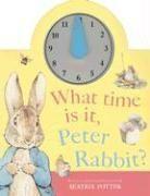 What time is it, peter rabbit? - Couverture - Format classique