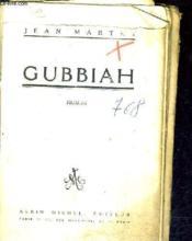 Gubbiah. - Couverture - Format classique