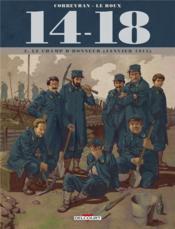 14-18 T.3 ; le champ d'honneur (janvier 1915) - Couverture - Format classique