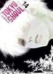 Tokyo ghoul T.14 - Couverture - Format classique