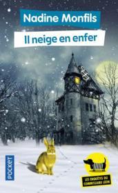 Les enquêtes du commissaire Léon T.3 ; il neige en enfer - Couverture - Format classique