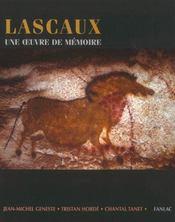 Lascaux, une oeuvre de mémoire - Intérieur - Format classique