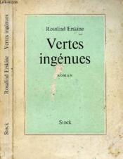 Verte Ingenues - Couverture - Format classique