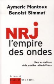 Nrj: l'empire des ondes - Couverture - Format classique