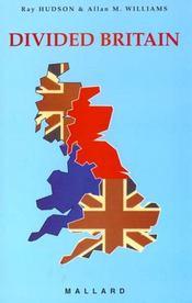 Divided Britain - Intérieur - Format classique