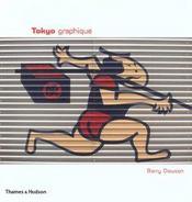 Tokyo Graphique - Intérieur - Format classique