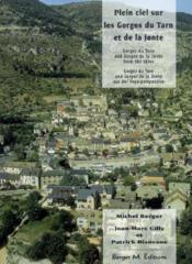 Plein Ciel Sur Les Gorges Du Tarn Et De La Jonte (Trilingue F - Gb - D) - Couverture - Format classique