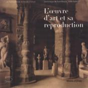 L'Œuvre D'Art Et Sa Reproduction / Ed.Fr. - Couverture - Format classique