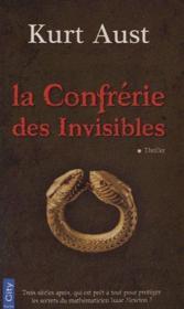 La confrérie des invisibles - Couverture - Format classique