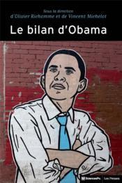 Le bilan d'Obama - Couverture - Format classique