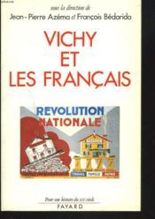 Vichy et les francais - Couverture - Format classique