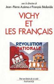 Vichy et les francais - Intérieur - Format classique