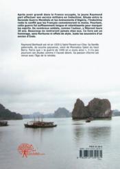 Sur Les Routes Du Tonkin - 4ème de couverture - Format classique