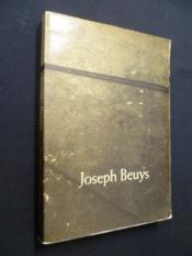 Joseph Beuys - Couverture - Format classique