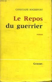 Le Repos Du Guerrier. - Couverture - Format classique
