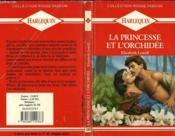 La Princesse Et L'Orchidee - Dark Fire - Couverture - Format classique