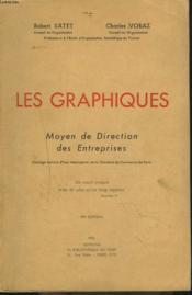 Les Graphiques. Moyen De Direction Des Entreprises. - Couverture - Format classique