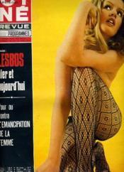 Cine Revue - Tele-Programmes - 51e Annee - N° 16 - L'Echapee Fabuleuse - L'Explosion - Couverture - Format classique