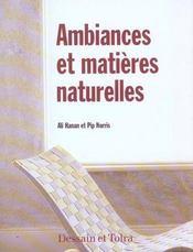 Ambiances Et Matieres Naturelles - Intérieur - Format classique
