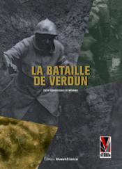 La bataille de Verdun - Couverture - Format classique