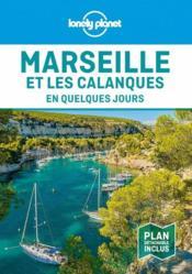 Marseille et les calanques (7e édition) - Couverture - Format classique