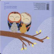 Chouette - 4ème de couverture - Format classique