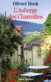 L'auberge des Charmilles - Couverture - Format classique