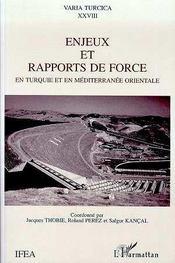 Enjeux Et Rapports De Force En Turquie Et En Mediterranee Orientale - Intérieur - Format classique