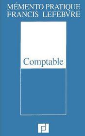 Mémento comptable (édition 2007) - Intérieur - Format classique
