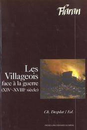 Les villageois face a la guerre - Intérieur - Format classique