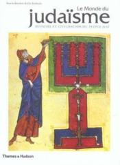 Le monde du judaïsme - Couverture - Format classique