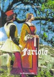 Fariolo : - Couverture - Format classique