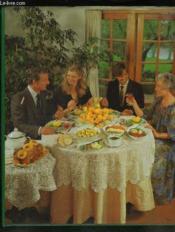 Les grands repas de fête - Couverture - Format classique