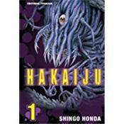 Hakaiju t.1 - Couverture - Format classique