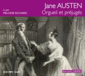 Orgueil et préjugés - Couverture - Format classique